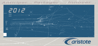 Aristote 2012 éléments graphiques ©CERN